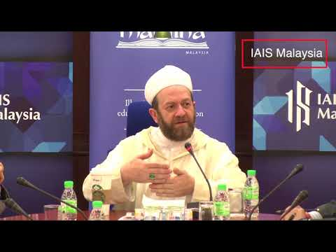 IAIS -In The Footsteps of The Khalifa by Shaykh Muhammad Al-Ninowy