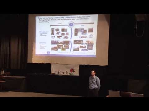 New mBank - Jacek Iljin - BabelCamp.cz