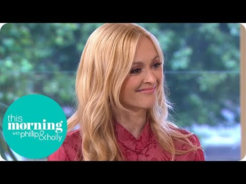 Fearne Cotton's Beetroot Cupcakes | This Morning