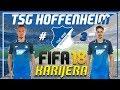 PRVI OGLED SA BAYERNOM !! | FIFA 18 - TSG HOFFENHEIM Karijera -Sezona 2- ep 3