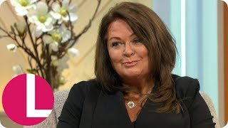 Emily Atack's Mum Reacts to Her I'm a Celeb Entrance | Lorraine