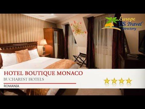 Hotel Boutique Monaco - Bucharest Hotels, Romania