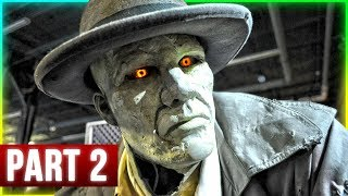 Fallout 4 Walkthrough [Part 2] - Unlikely Valentine (Fully Modded)!