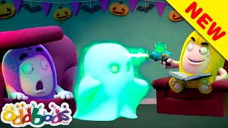 ODDBODS | Never To Fear! The Ghostbuster Is Here! | HALLOWEEN 2020 | Cartoons For Chrildren