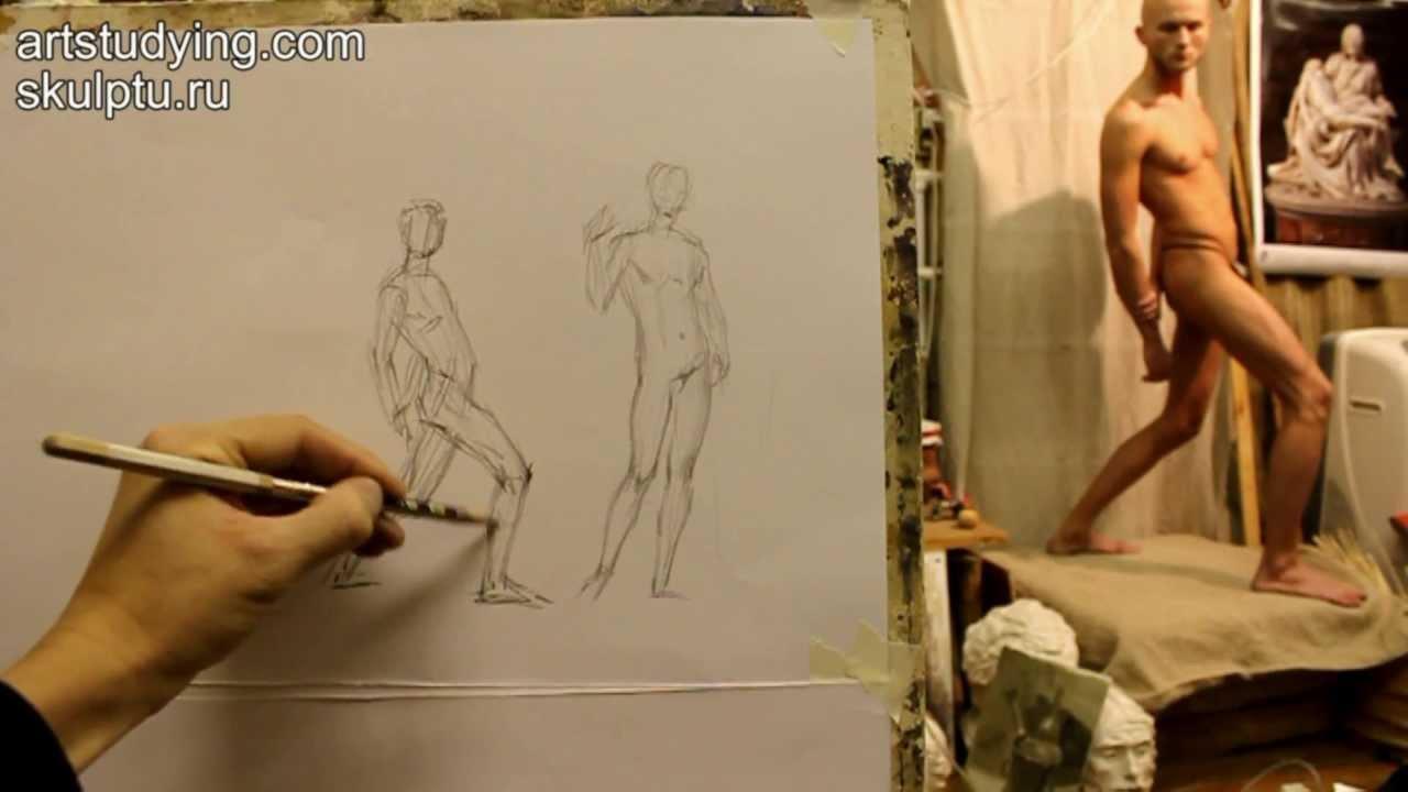 Фигура голого мужчины фото фото 457-5