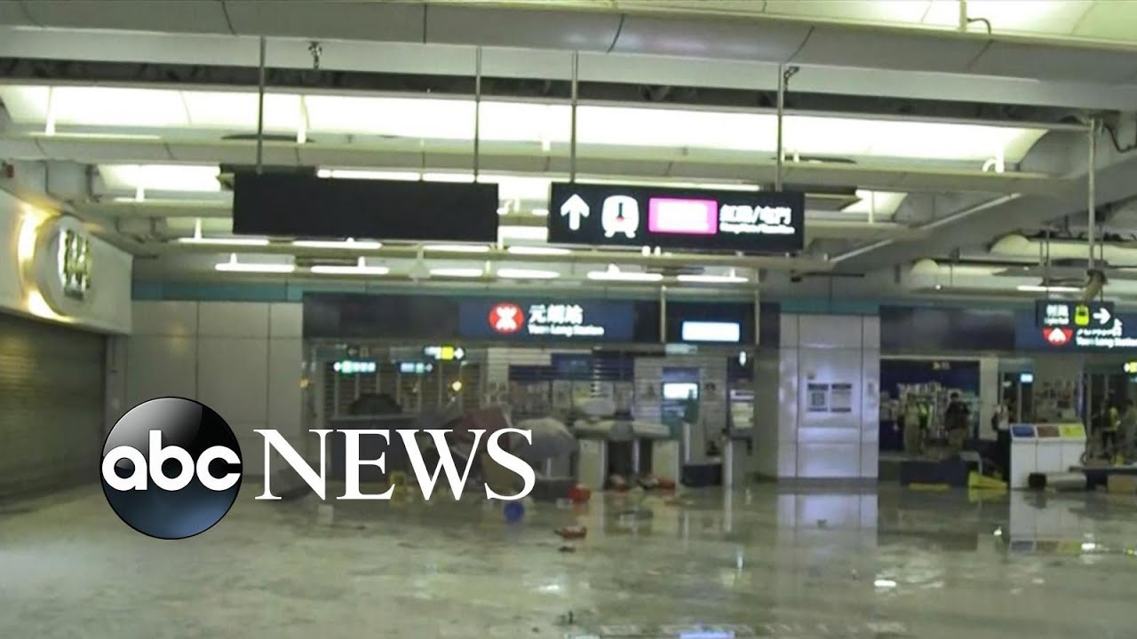 ABC News:The Debrief: Unrest in Hong Kong, new migrant detention rule and more