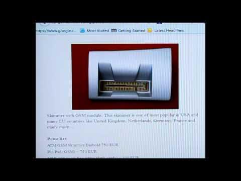 Cyber911 - ขายด่วน!!! อุปกรณ์ Skimming