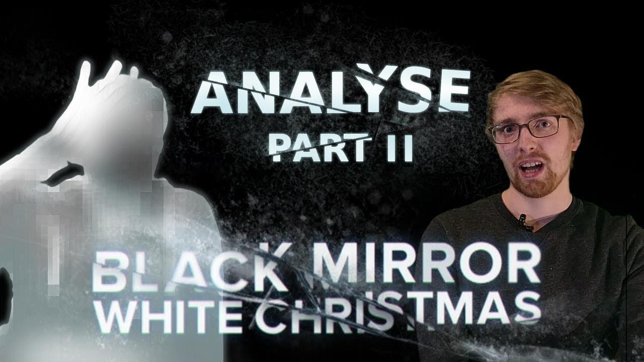 White Christmas Black Mirror Poster.Black Mirror White Christmas Kritik Analyse Part 2