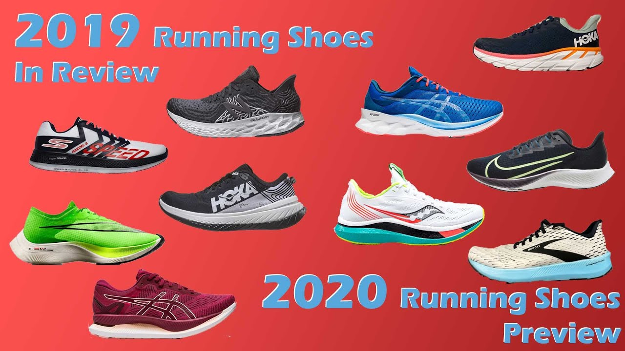 2019 Running Shoes In Review \u0026 2020