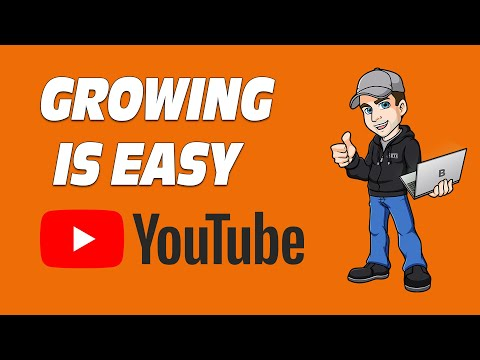 6 Tips To Grow Your YouTube Channel (Build Your Brand)