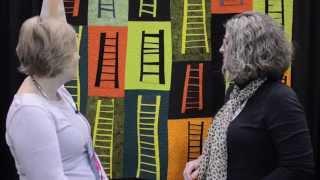 Anne Hammond - Best Modern Quilt - AQS QuiltWeek® -- Lancaster, PA 2014