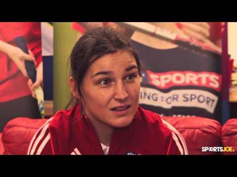 Katie Taylor interview | SportsJOE.ie