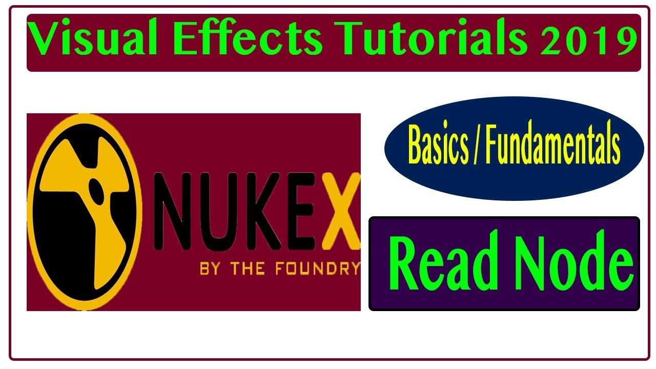 Nuke studio tutorial for beginners | Import Footage | Read Node | VFX 2019