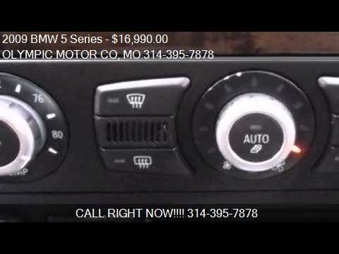 2009 Bmw 5 Series 528i 4dr Sedan For Sale In Florissant