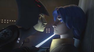Star Wars Rebels - Seventh Sister interrogates Ezra [1080p]