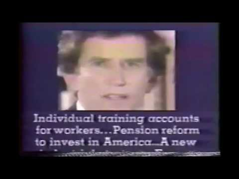 Senator Gary Hart For President 1984 TV ads