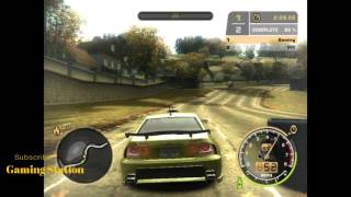 Need For Speed Most Wanted Blacklist 13