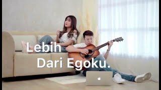 Download Mp3 Lebih Dari Egoku - Mawar De Jongh   Cover By Awdella