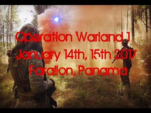 Operation Warland 1, Milsim Airsoft, Panama