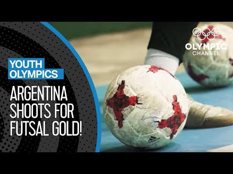 Argentina is shooting for Futsal Gold | Youth Olympic Games