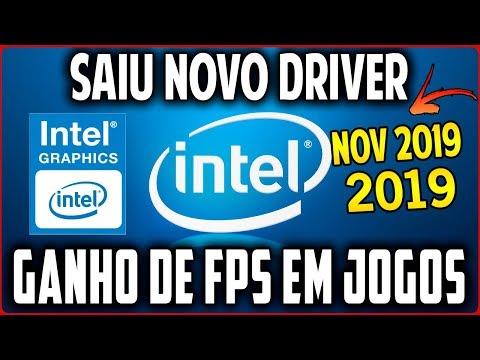 Saiu Novo Driver da Intel HD Graphics Que Aumenta o FPS em Jogos e Melhorias Gerais