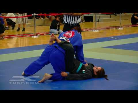 White & Blue Belt Highlights from Abu Dhabi Pro World Trials BJJ