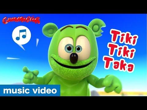 Tiki Tiki Taka - Gummibär - Music Video - The Gummy Bear Song