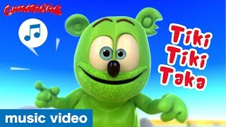 Tiki Tiki Taka - Gummibär - Music Video - The Gummy Bear Song