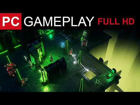 Warhammer 40,000: Mechanicus Gameplay | PC HD 1080p60 |