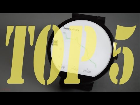TOP 5 BEST UTILITY APPS! EPIC Android Wear Apps
