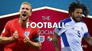 LIVE: England 6-1 Panama | Can England make it to the final?!? | The Football Social