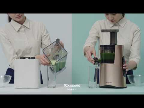 Slow Juicing Vs Fast Juicing : Slow Juicer vs. Fast Juicer - Yield, Juice Taste and Fu... Doovi