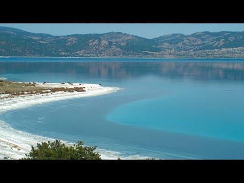 Doğanbaba Köyü Plajı Salda Gölü Burdur Yeşilova Youtube