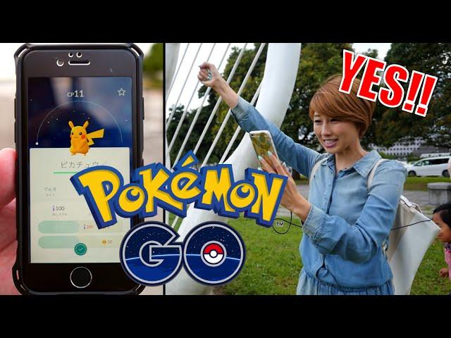 英語でポケモンGo!Playing PokémonGo!〔#451〕