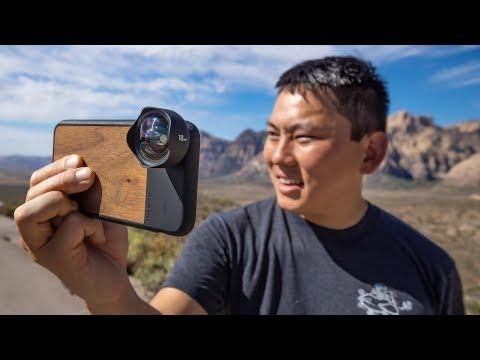 Moment Lens on Camera Phones! Useful? Or Gimmick?