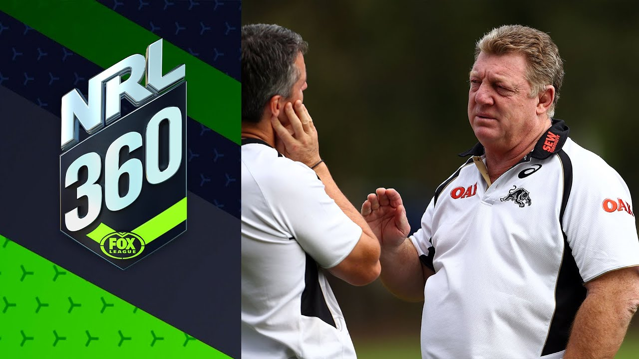 Does Phil Gould deserve credit for Penrith Panthers' success?   NRL 360