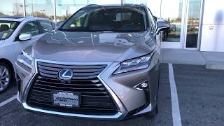 Jim Pattison Lexus Victoria (2019 Lexus RX450H Executive)