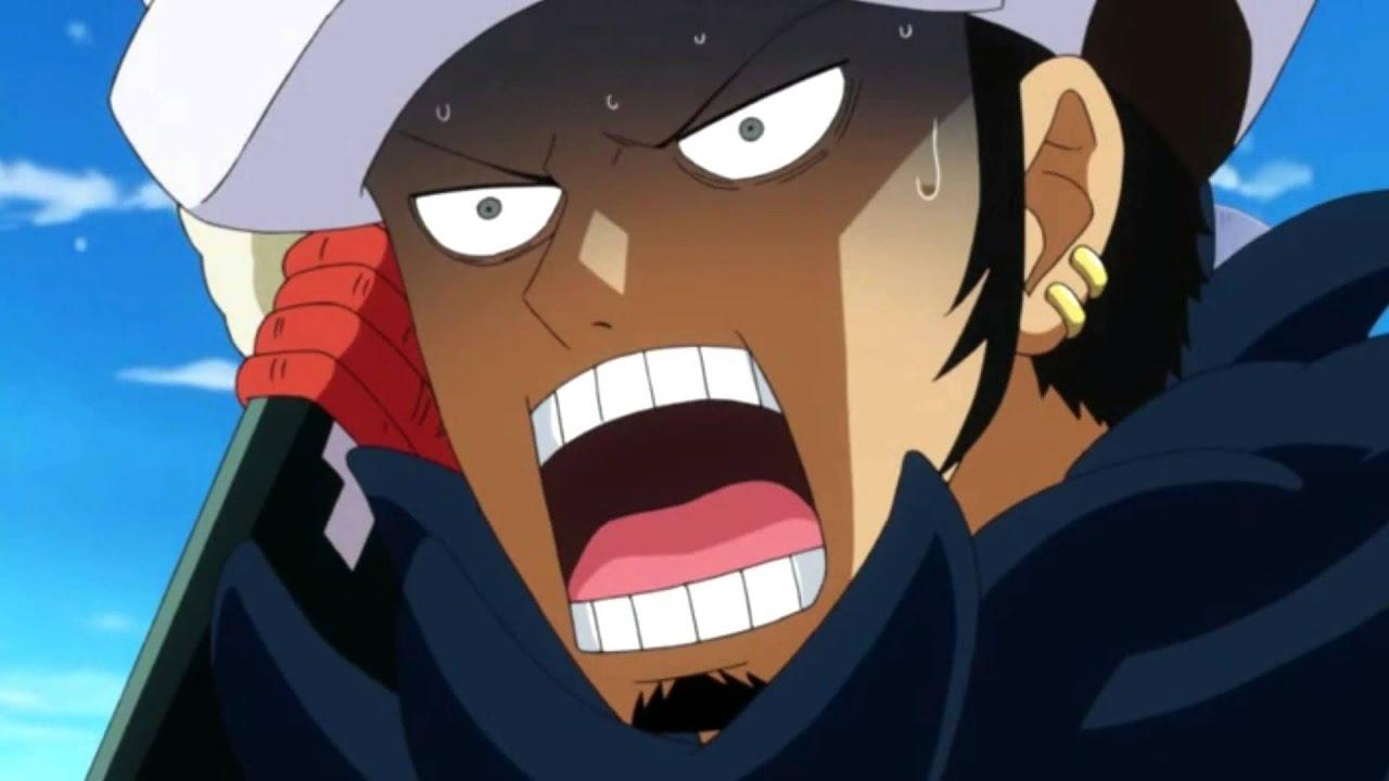 Luffy Cute Wallpaper One Piece Trafalgar Law And Chopper Moment Law S Youtube