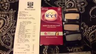 Rite Aid Veet & Covergirl Deal Thumbnail