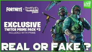 NEW TWITCH PRIME PACK 3? - OVER 2200 WINS - FORTNITE BATTLE ROYALE - PS4 PRO