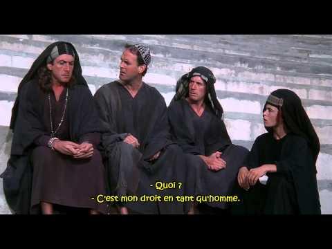 Théorie de la confusion des genres vue par les Monty Python