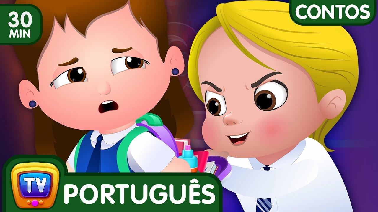 Mãos São Para Ajudar (Coleção) - Histórias De Ninar  ChuChu TV Contos Infantis