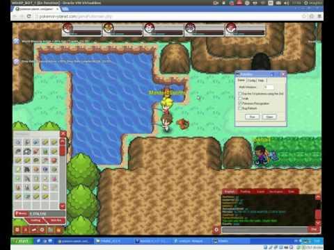 Deprecated Pokébot 2 Clicker Bot For Pokémon Planet Fish Walk