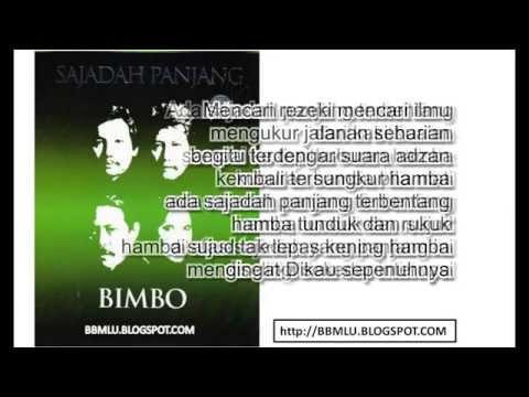 Bimbo - Sajadah Panjang (LIRIK) | OFFICIAL LYRIC VIDEO @LIRIKMUSIK10