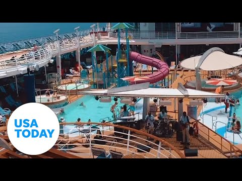 COVID-19 : Reporter details time on cruise ship with positive cases   USA TODAY