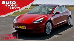 Tesla Model 3 Performance: Stärken und Schwächen der E-Limousine - Test/Review | auto motor & sport