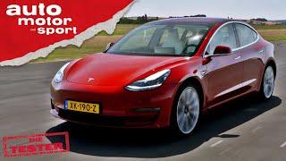 Download Tesla Model 3 Performance: Stärken und Schwächen der E-Limousine - Test/Review | auto motor & sport Mp3 and Videos