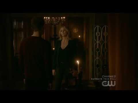 Download Klaus and Caroline hot moments from originals season 5 episode 6