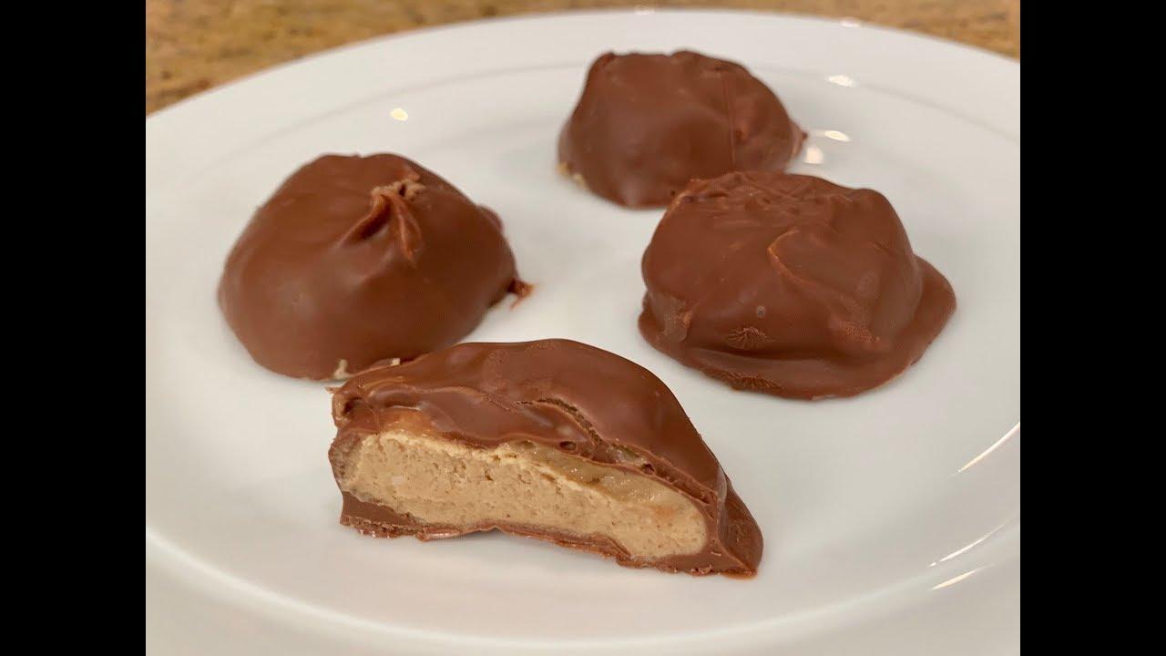 PB Chocolate Canna Bombs