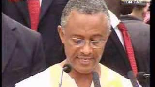 Bahai Representative at Ahmadiyya Khelafat Centenary Ghana